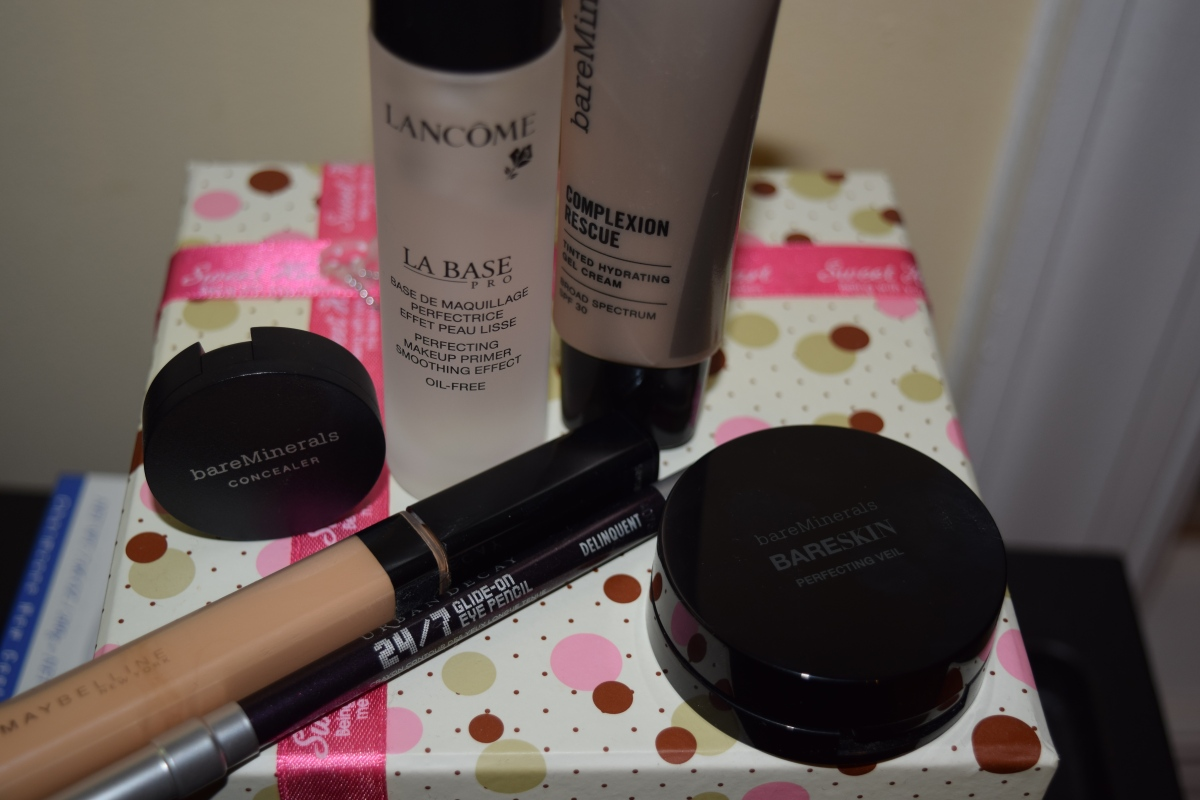 10 Minute Make-up Daily (or once in a while)Routine