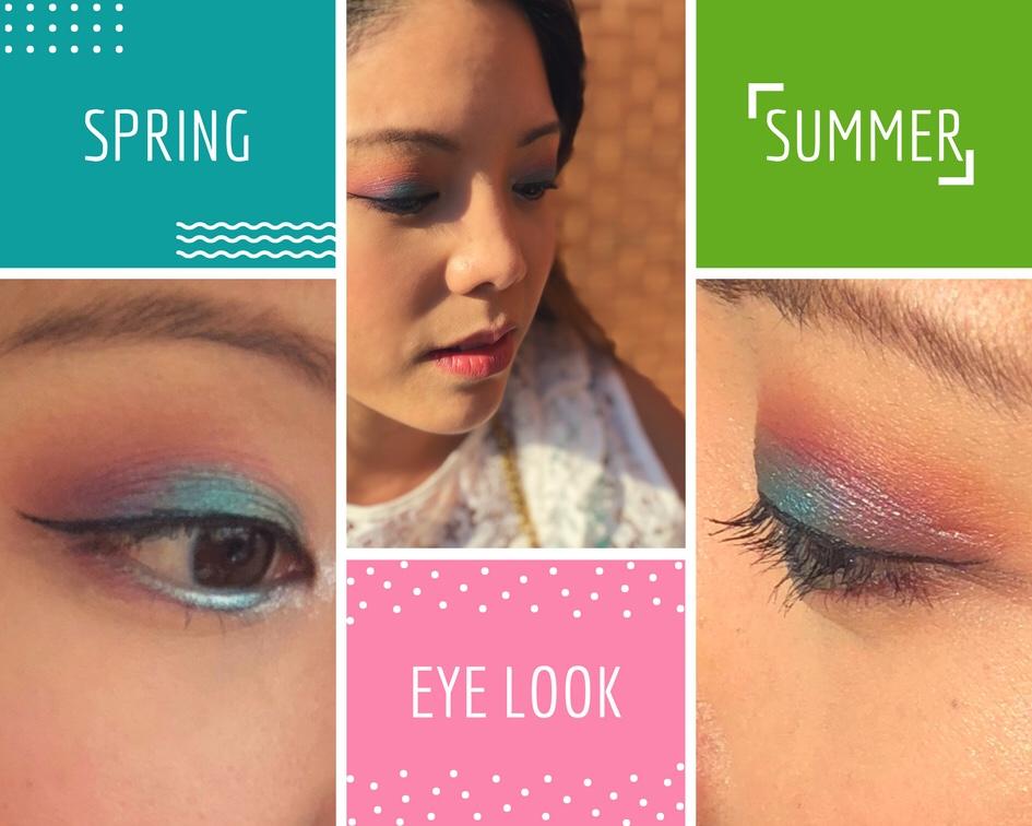 Spring/Summer Eye Look
