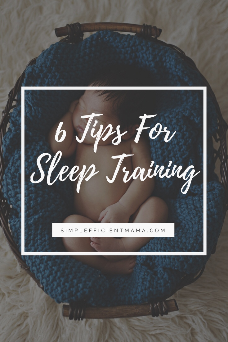 6 Tips That Helped Us with Sleep Training