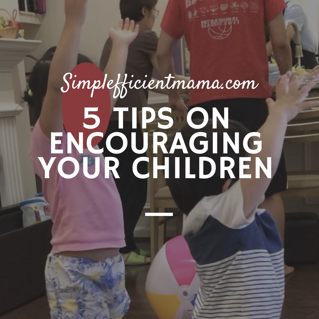 5 Tips to Encourage Your Children's Interests