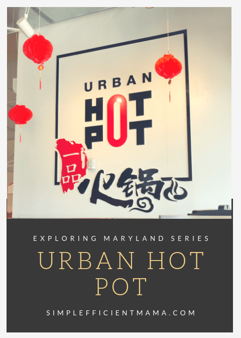 Urban Hot Pot – Exploring Maryland